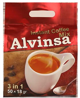 کافی میکس آلوینسا